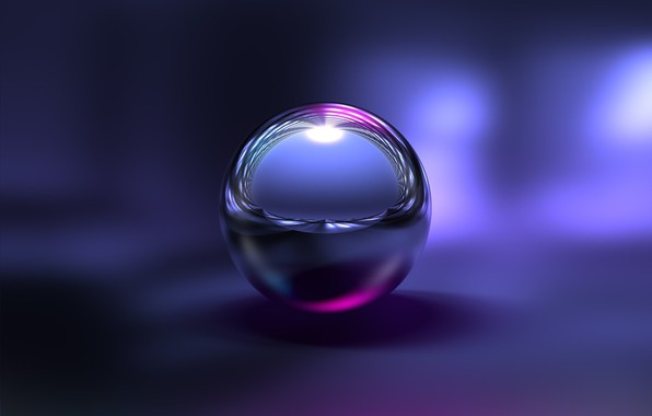 Picture Purple, Amazing, Wallpaper, Ball