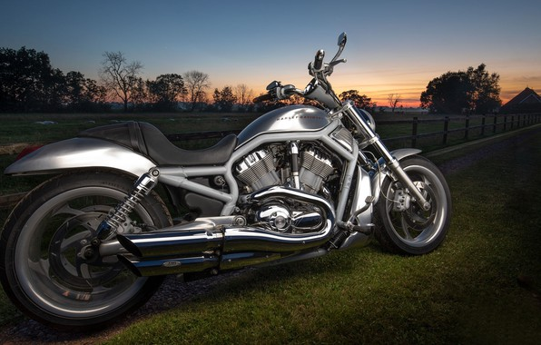 Picture motorcycle, Harley-Davidson, Harley-Davidson V-Rod, Harley-Davidson VRSC