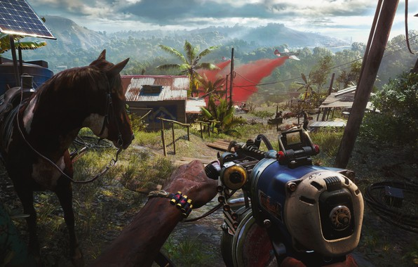 Picture The game, Far Cry, Ubisoft, Game, Far Cry 6