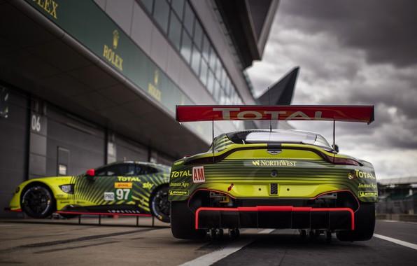 Picture Aston Martin, Aston Martin, Silverstone, racing car, racing car, Motorsport, motorsports, 2019, Silverstone, Aston Martin …