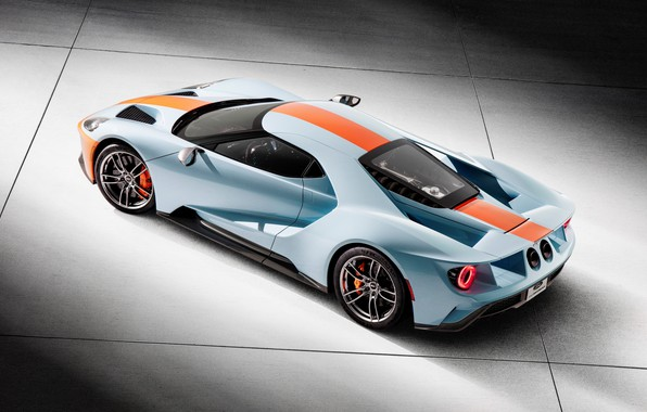 Picture machine, Ford, supercar, Ford, super car, Ford gt, Ford GT Heritage Edition