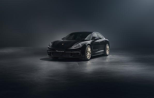 Picture Porsche, Panamera, 2019, 10 Year Edition