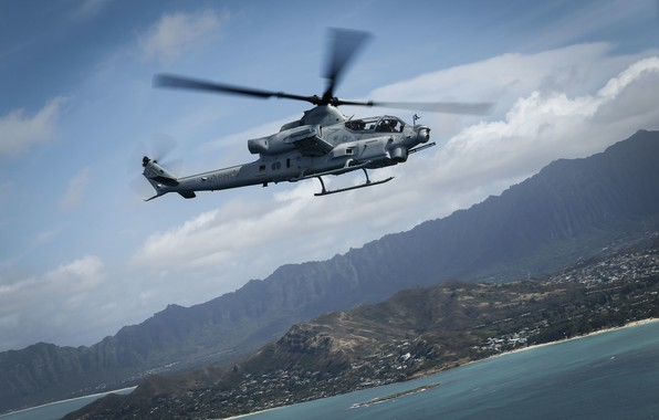 Picture Helicopter, US Marine Corps, AH-1Z Viper