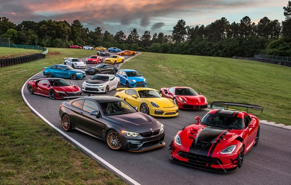 Picture McLaren, Jaguar, Mustang, Ford, Lexus, 911, Porsche, Corvette, Cayman, Dodge, Ferrari, Audi R8, Focus, Viper, …