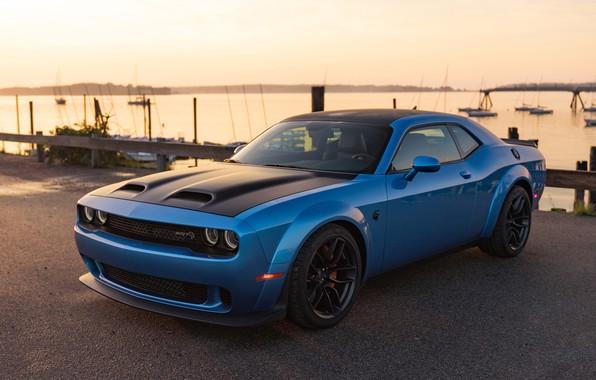 Picture Dodge, Challenger, Hellcat, SRT, 2019, Redeye Widebody, 2019 Dodge Challenger SRT Hellcat Redeye Widebody