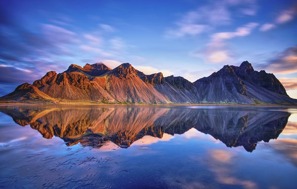 Picture Iceland, Iceland, Vestrahorn