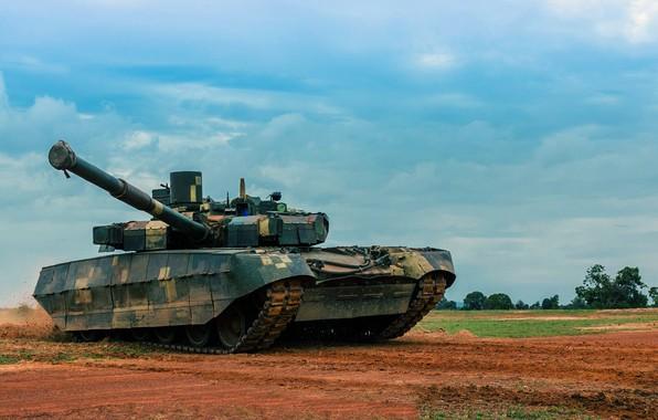 "Picture Tank, Ukraine, Stronghold, OKB imeni Morozova, BM ""Oplot"", The Royal Thai army, Hold-T"