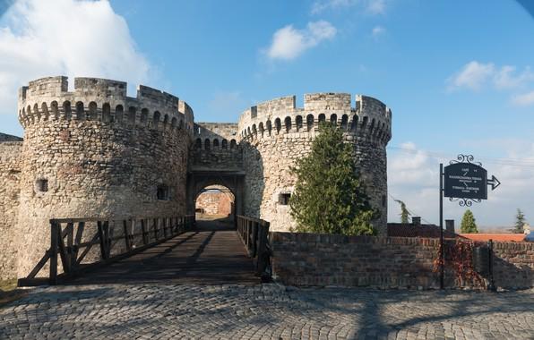 Picture Serbia, Serbia, Belgrad, Belgrade, Belgrade Fortress, The Belgrade fortress, Kalemegdan Fortress