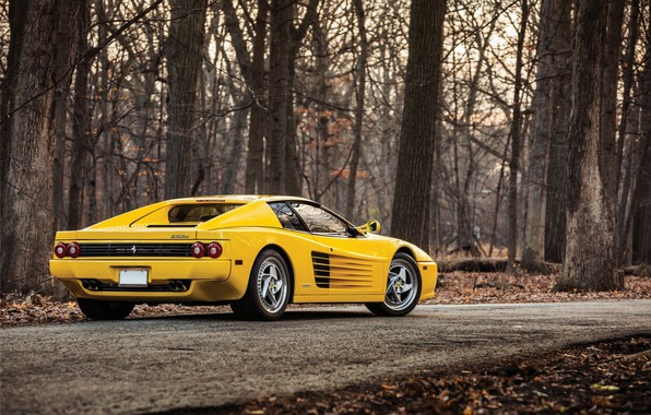 Picture Ferrari, Pininfarina, F512 M