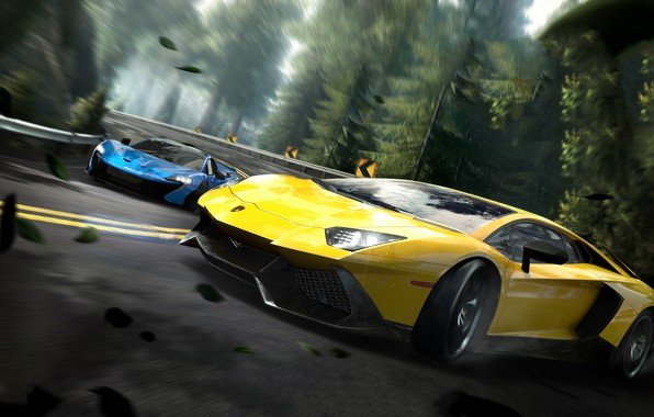 Picture race, speed, Lamborghini, NFS, Aventador, Electronic Arts, Need For Speed, McLaren P1, Need For Speed …