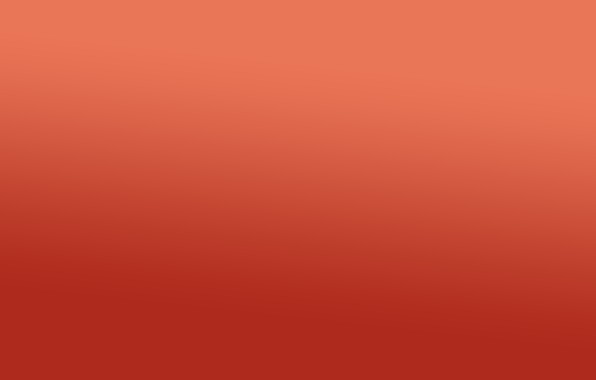 Picture red, Pastel gradient, Minimalism