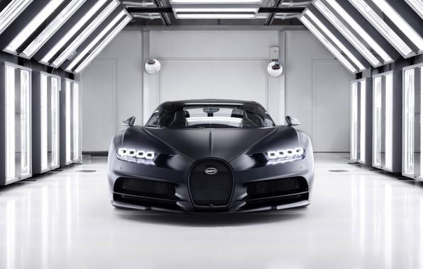 Picture Bugatti, Chiron, 2020, Super car, Bugatti Chiron Noire