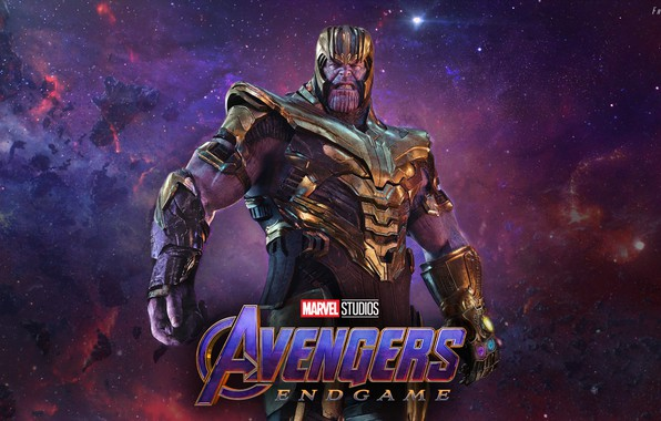 Picture space, space, Thanos, Thanos, Avengers: Endgame, Avengers Finale, mad titan, mad Titan