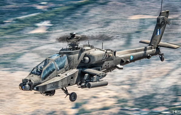 Picture Speed, Apache, AH-64 Apache, Chassis, Attack helicopter, Cockpit, HESJA Air-Art Photography, Boeing AH-64D Apach, Sun …