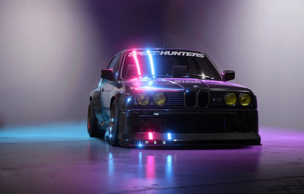 Picture Auto, The game, BMW, Machine, BMW, NFS, BMW M3, Rendering, Concept Art, The front, BMW ...