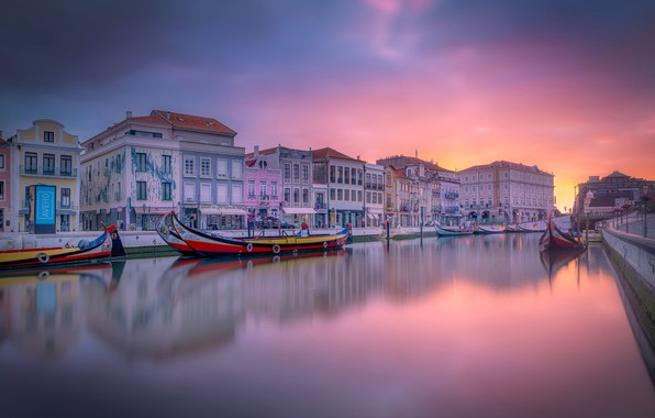 Picture the city, Portugal, Aveiro