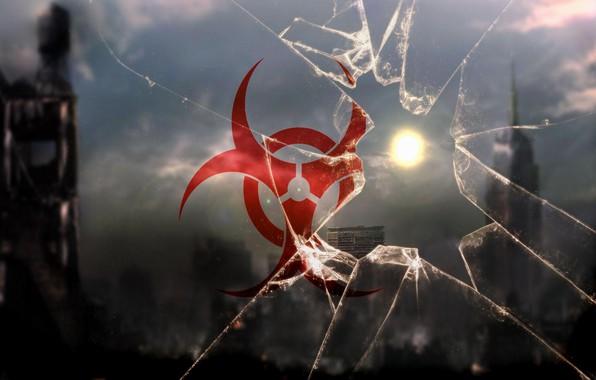 Picture City, Glass, Apocalypse, Biological contamination