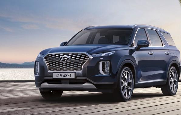 Picture Hyundai, 2020, Hyundai Palisade 2020, Palisade