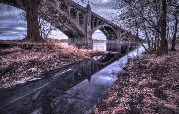 Picture autumn, Columbia, Pennsylvania, Borough of Columbia
