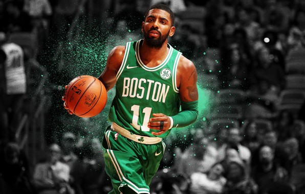 Picture Boston, NBA, Basketball, Celtics, Kyrie, Irving
