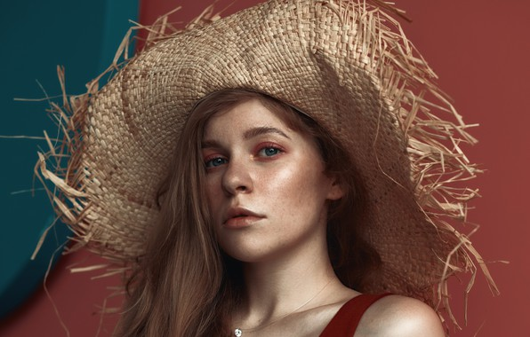 Picture Girl, hat, Look, Nikita Bushuev