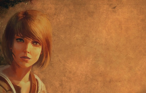 Picture look, girl, figure, art, Life is Strange, Max Caulfield, Max Caulfield