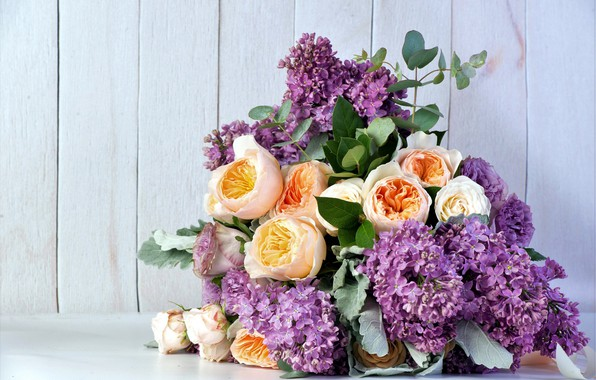 Picture flowers, background, bouquet