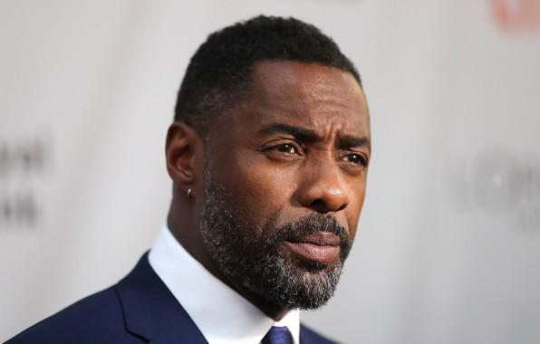 Picture look, pose, portrait, actor, musician, photoshoot, DJ, Idris Elba, Idris Elba