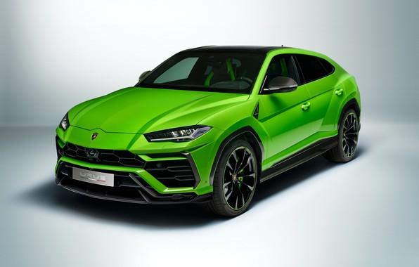 Picture Lamborghini, Urus, 2020, Pearl Capsule