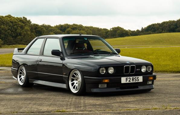 Picture BMW, E30, M3, Rotiform ot-3