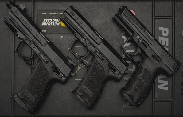 Picture gun, weapon, gun