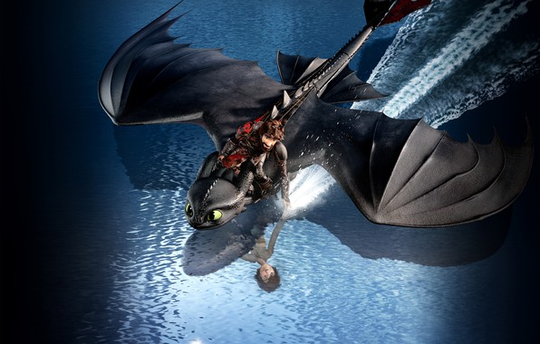 Picture World, Action, Fantasy, Dragon, Black, Water, DreamWorks, Train, The, Family, year, Flying, Boy, Your, Rider, …