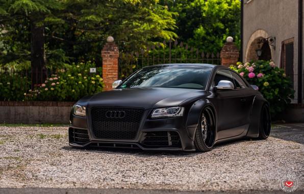 Picture Audi, Series, Vossen, Wheels, ERA