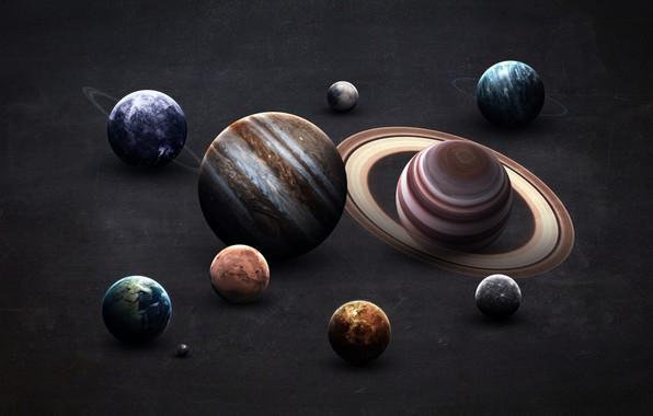 Picture Saturn, The moon, Earth, Planet, Moon, Mars, Jupiter, Neptune, Mercury, Venus, Planets, Saturn, Earth, Uranium, ...