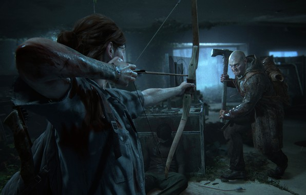 Picture PlayStation 4, Part II, Sony Interactive Entertainment, The Last of Us: Part II, The Last …