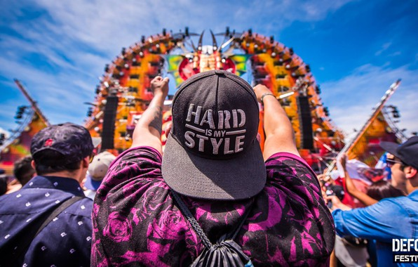 Picture Hardstyle, Defqon1, Qdance