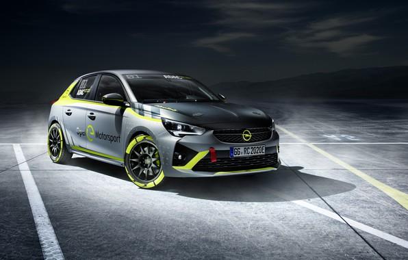Picture Opel, Rally, Opel Corsa-e Rally, Travel-and, Corsa-e Rally