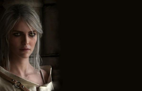 Picture The Witcher 3 Wild Hunt, The Witcher 3 Wild Hunt, CRIS, Cirilla Fiona Elen Riannon, …