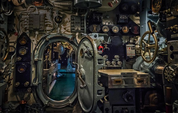 "Picture USA, submarine, Alabama, type ""Gato"", Battleship Memorial Park, Mobile"