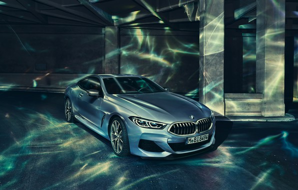 Picture BMW, Coupe, 2018, 8-Series, M850i, XDrive