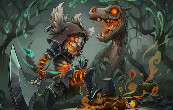 Picture Fantasy, Art, Soul Eater, League of legends, Illustration, Concept Art, LOL, Characters, Game Art, Koni ...