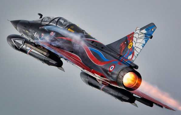 Picture Fighter, The fast and the furious, Mirage 2000, The French air force, Dassault Mirage 2000, …
