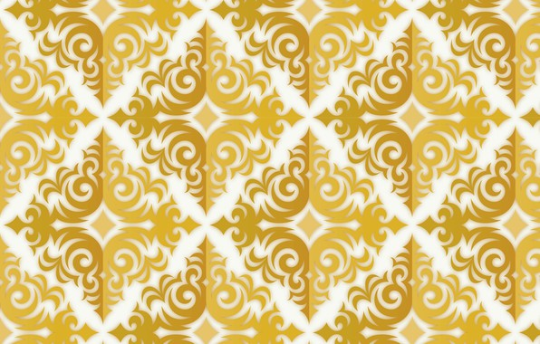Picture texture, gold, gold, ornament