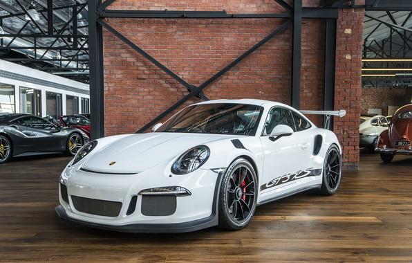 Picture White, Porsche, Porsche, GT3 RS