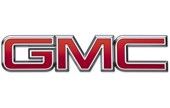 Picture white, letters, logo, logo, white, words, fon, gmc
