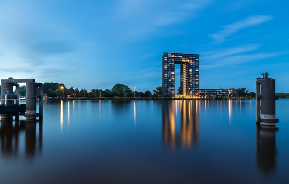 Picture Netherlands, Holland, Groningen