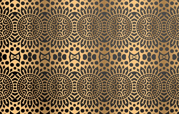 Picture abstraction, background, pattern, texture, gold, ornament, color