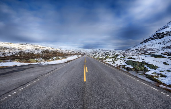 Picture Norway, Hordaland, Grovastøl, Haukelivegen