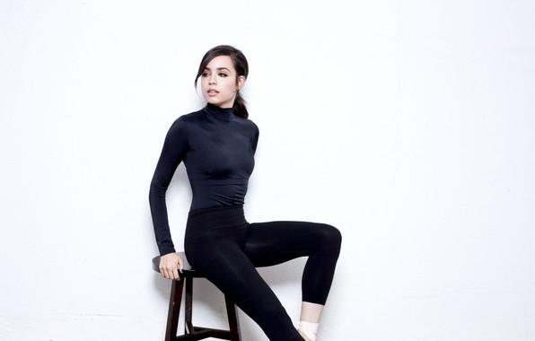 Picture actress, singer, Sofia Carson
