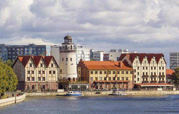 Picture Russia, Kaliningrad, The Poliakova